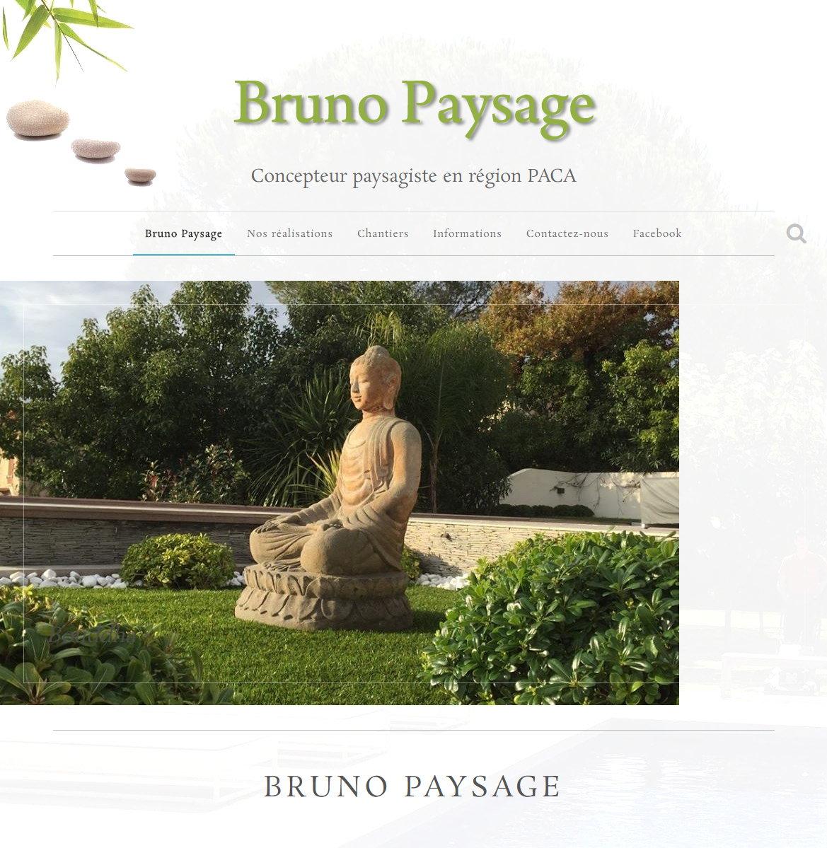 création de jardin Le Cannet Bruno Paysage 16